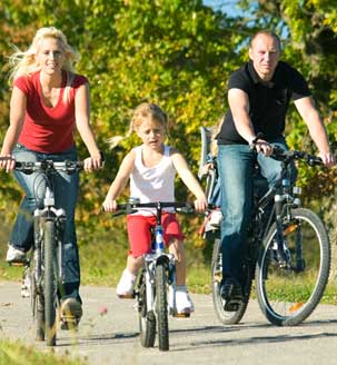 Noleggio Bici per passeggiate in campagna