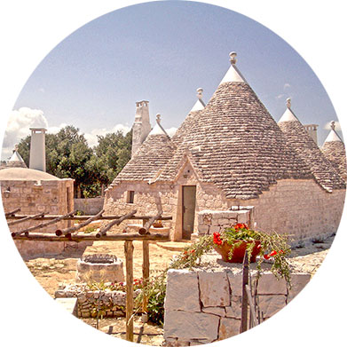 Aapartments overlooking the Wind Farm Rest Trulli and Bed and Breakfast in Puglia -Italy