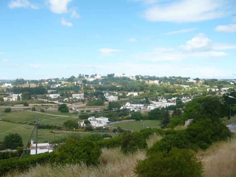 La Valle d'Itria, Puglia
