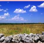 La Valle d'Itria pianura
