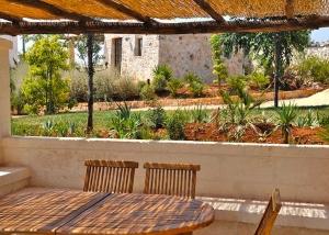 Lamia, appartamento bilocale accessoriato per vacanze tradizionali in Puglia