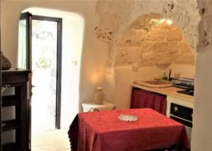 Trullo Lamia bed and breakfast